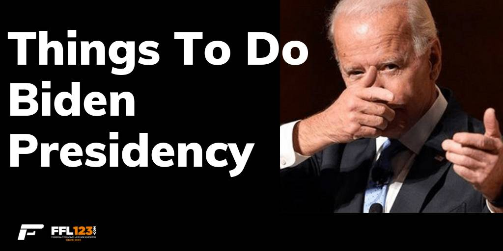 things to do to cope with biden presidncy
