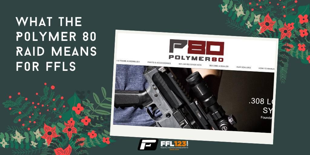 Polymer 80 Raid - FFL123