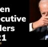 Biden Executive Orders